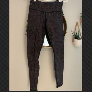 Lululemon herringbone full length pants